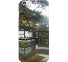 Kyoto Temple iPhone Case/Skin