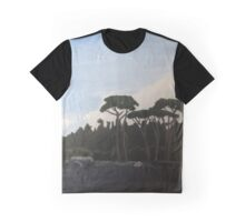 Roman Ruins Graphic T-Shirt