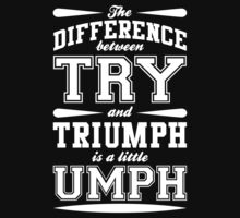 Try And Triumph by Look Human