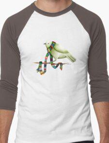 New Scarf Men's Baseball ¾ T-Shirt