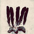 written in ink by Sybille Sterk
