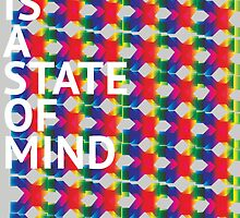 Colour is a state of mind by Jules Muijsers