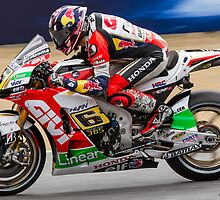Stefan Bradl at laguna seca 2013 by corsefoto