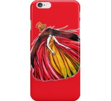 """Who is the mad hatter ?"" : Le Chaperon Rouge / The Red Riding Hood iPhone Case/Skin"