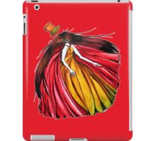 """Who is the mad hatter ?"" : Le Chaperon Rouge / The Red Riding Hood iPad Case/Skin"
