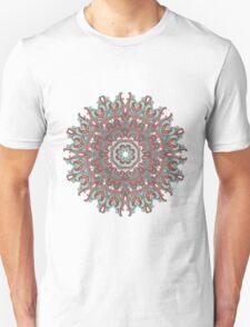 Patterned Mandala T-Shirt