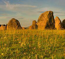 Castlerigg Stone Circle  by Jon Lees