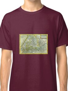 Old map Classic T-Shirt