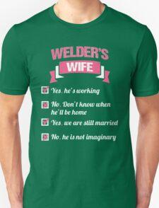 WELDER'S WIFE Unisex T-Shirt