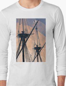 Animated Masts Long Sleeve T-Shirt