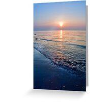 Tide Turns Greeting Card