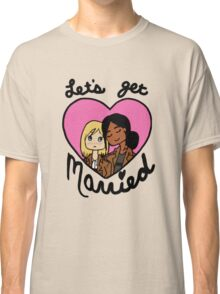 Yumikuri: Let's Get Married!  Classic T-Shirt