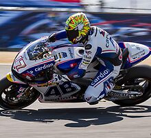 Karel Abraham at laguna seca 2013 by corsefoto