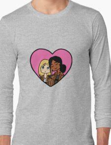 Yumikuri Heart Long Sleeve T-Shirt