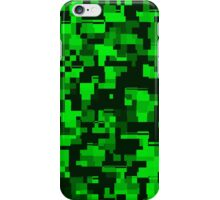 Creeper Chaos iPhone Case/Skin