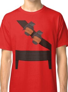 Soldier stomach Classic T-Shirt