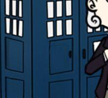 1st Doctor Sticker
