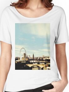 sherlock's london Women's Relaxed Fit T-Shirt