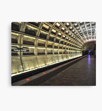 Federal Triangle - Washington DC Canvas Print