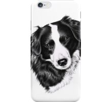 Border Collie Female iPhone Case/Skin