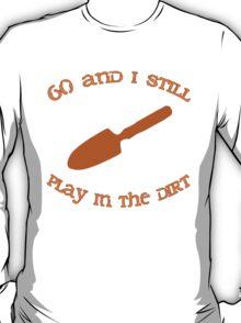 60th Birthday Gardening Gift T-Shirt