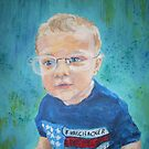 Baby Zachary by Jennifer Ingram