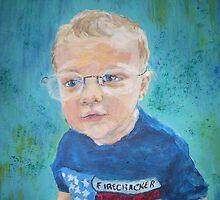 Baby Zachary by Jennifer Ingram