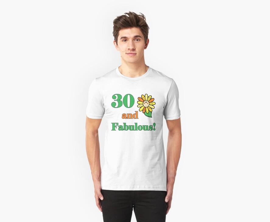 30th Birthday & Fabulous by thepixelgarden