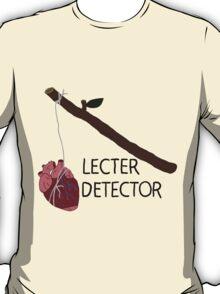 Lecter Detector T-Shirt