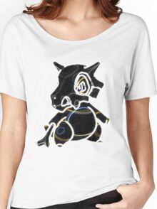 Cubone Women's Relaxed Fit T-Shirt