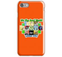 It's The Real World (After All) - Duck Logic iPhone Case/Skin