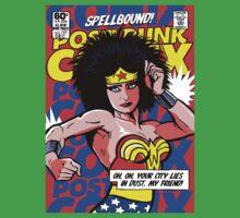Post-Punk Super Friends - Wonder Kids Clothes