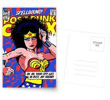 Post-Punk Super Friends - Wonder Postcards