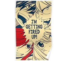 Fairy Tail Fired Up (Hope) Poster