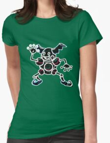 Mr. Mime Womens Fitted T-Shirt
