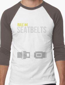 Zombie Survival Guide - Rule #4: Seatbelts T-Shirt