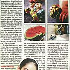 THE TIMES OF INDIA...30th JULY 2013!... MY FIRST NEWSPAPER COVERAGE! by Sehaj Kaur