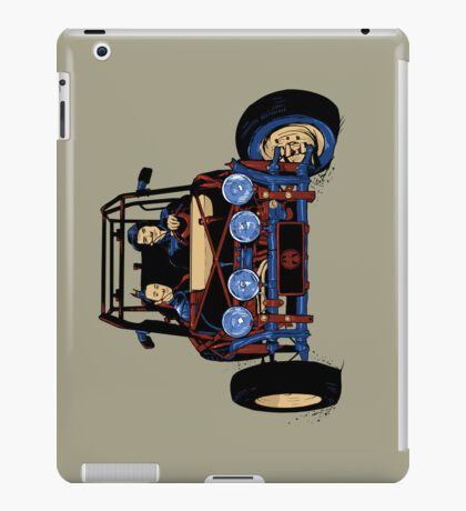 Dune Buggy (Digital Duesday #2) iPad Case/Skin