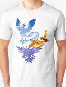 Trio:Articuno,Zapdos,Moltres T-Shirt