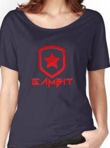 Gambit Gaming Future Logo Women's Relaxed Fit T-Shirt