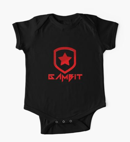 Gambit Gaming Future Logo One Piece - Short Sleeve