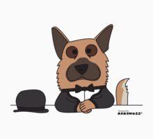 Lewis - The gentledog One Piece - Short Sleeve