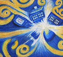 The Pandorica Opens by Hima Bichali