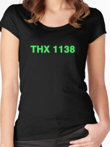 THX 1138 Women's Fitted Scoop T-Shirt
