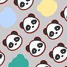 Panda Invasion  by argot