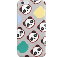 Panda Invasion  iPhone Case/Skin