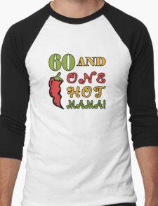 60th Birthday For Sexy Women Men's Baseball ¾ T-Shirt