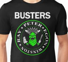 BUSTERS Unisex T-Shirt