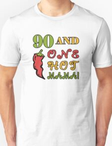 90th Birthday For Sexy Women T-Shirt