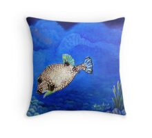 Casper - Ocean Series Tropical Fish Throw Pillow